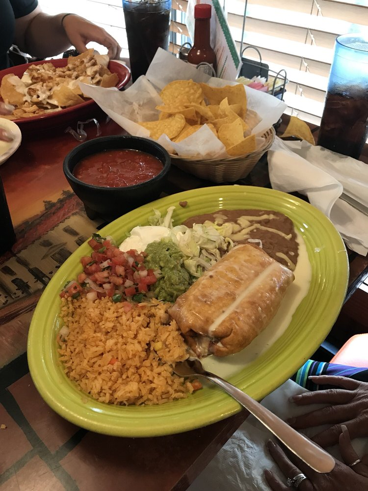 Food from Tampico Mexican Restaurant