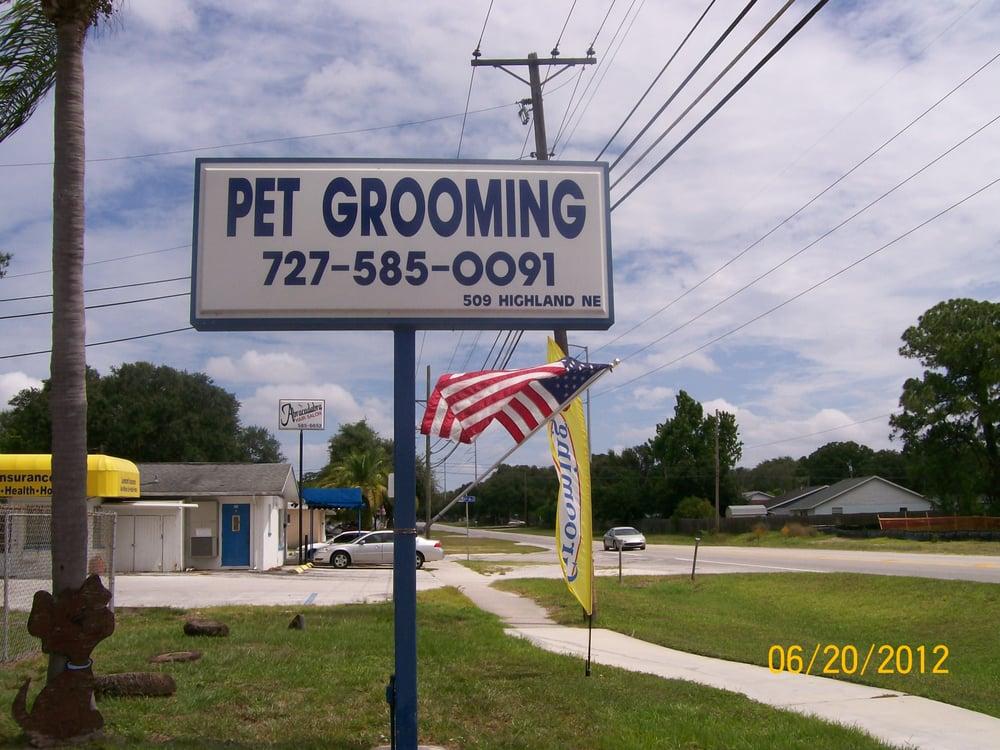 Fluff Cuts Grooming Salon: 509 Highland Ave NE, Largo, FL