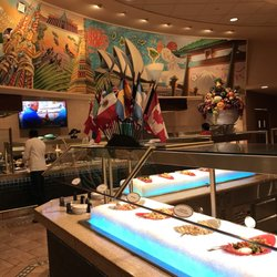 Photo Of The Buffet At Mystic Lake Prior Mn United States