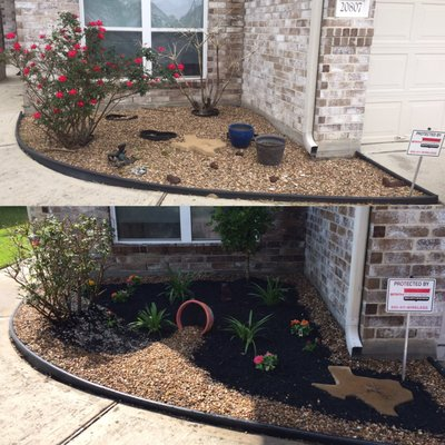 Photo of Green Earth Landscaping - Conroe, TX, United States. A complete  make - Green Earth Landscaping - Landscaping - Conroe, TX - Phone Number - Yelp