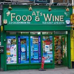 At s food and wine n rbutiker 22 caledonian road king for Azeri cuisine caledonian road