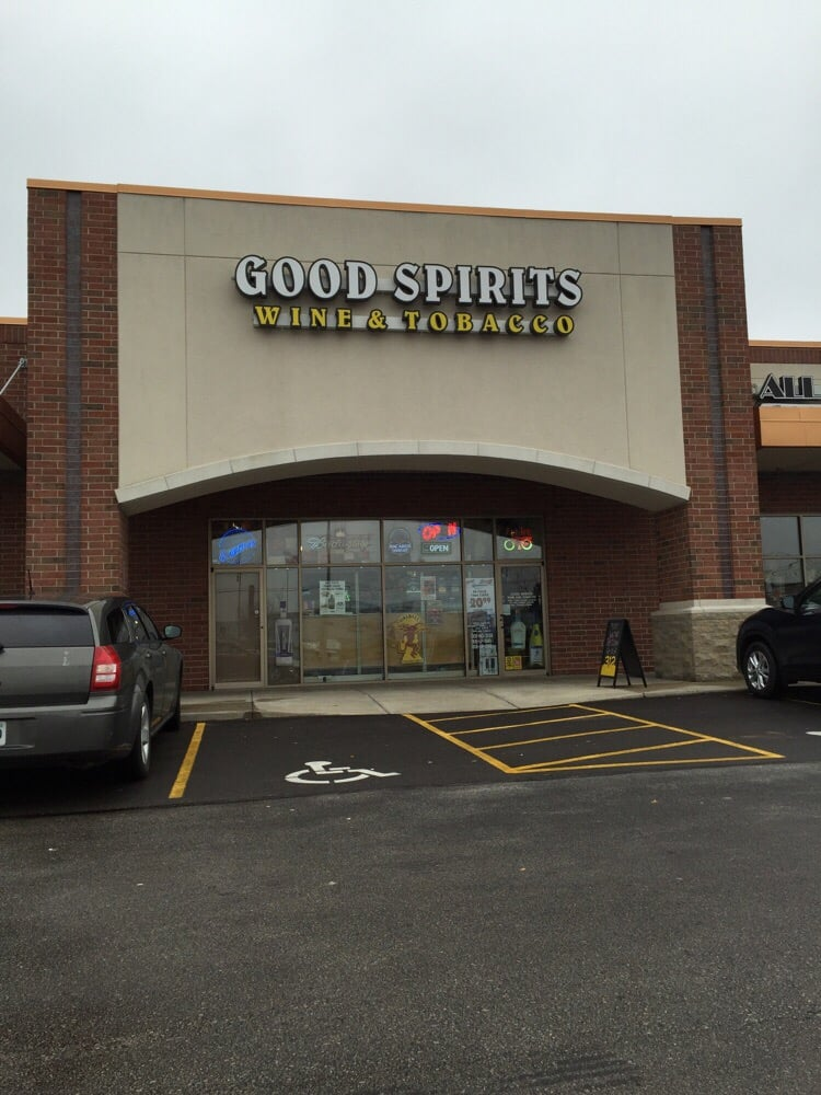 Good Spirits: 1960 N Bend Rd, Hebron, KY