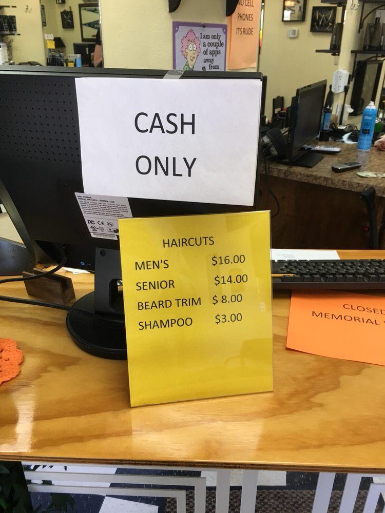 The Man's Barbershop: 4503 Ocean Beach Hwy, Longview, WA