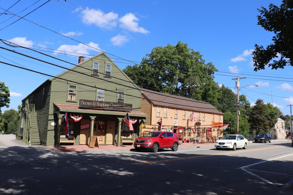 Brown & Hopkins Country Store: 1179 Putnam Pike, Chepachet, RI