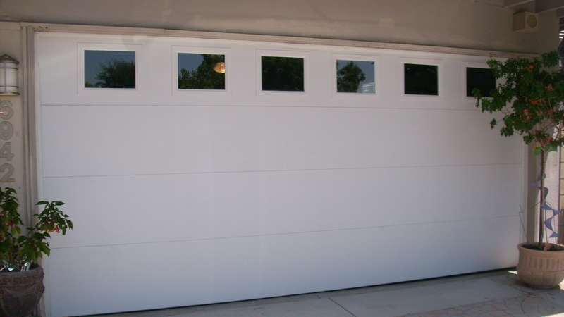Photo Of B.A. Garage Doors   Miami, FL, United States. DAB Flush Panel
