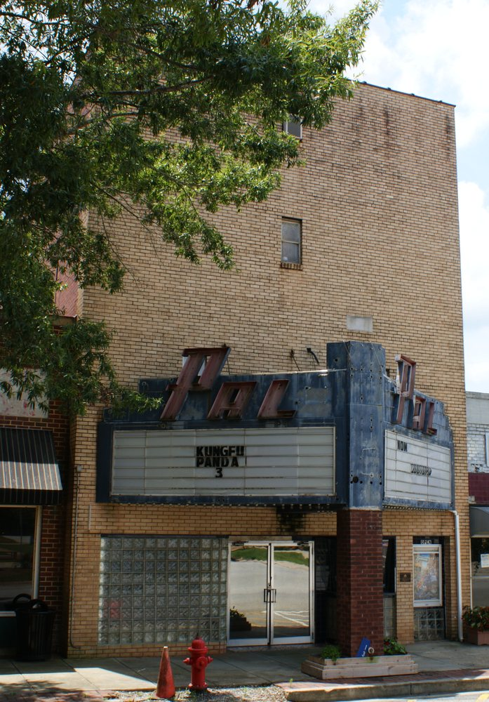Pal Theatre: 134 W Broad St, Louisville, GA