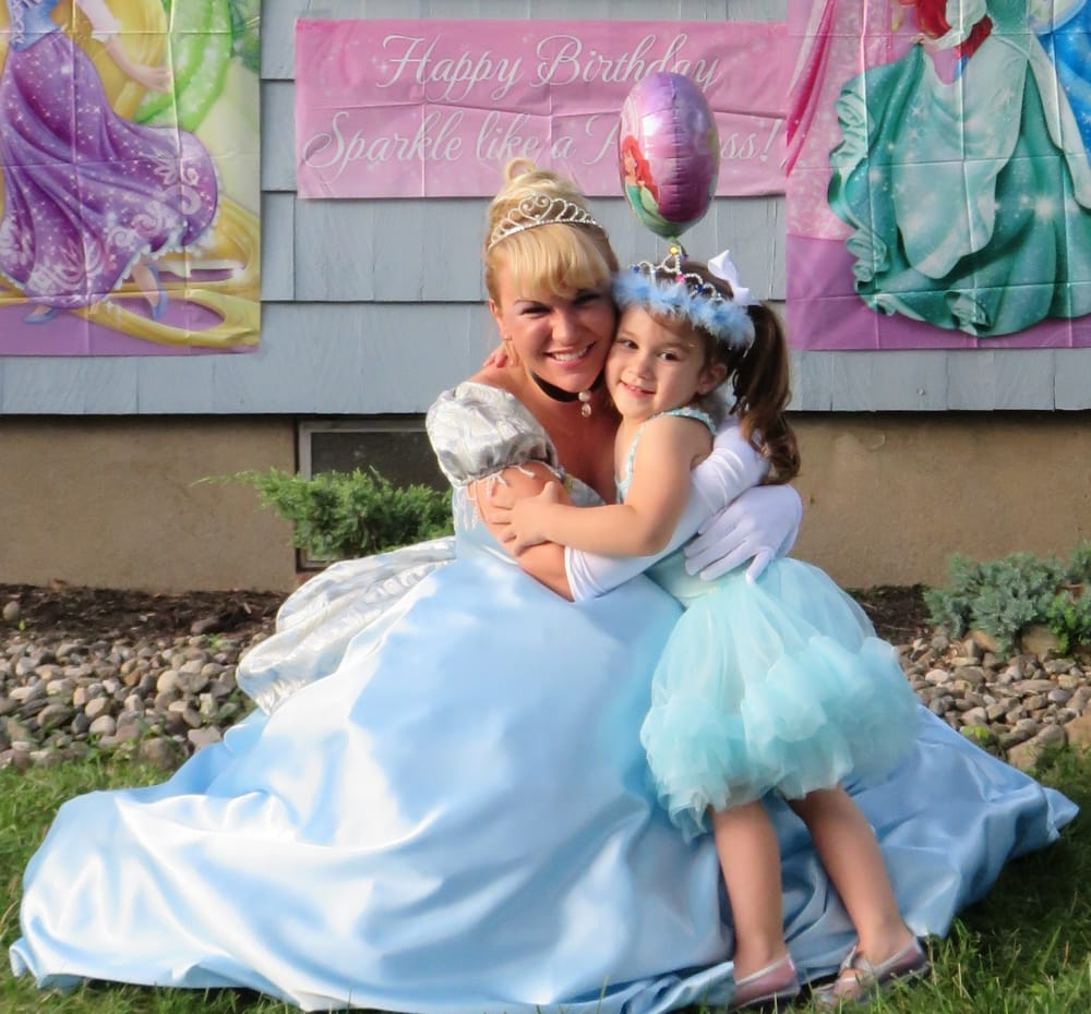Invite An Enchanted Princess And Friends: Long Valley, NJ