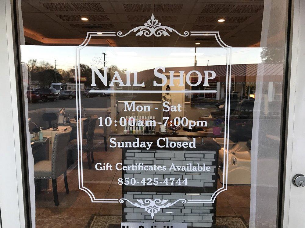 Nail Shop: 2522 Capital Cir NE, Tallahassee, FL