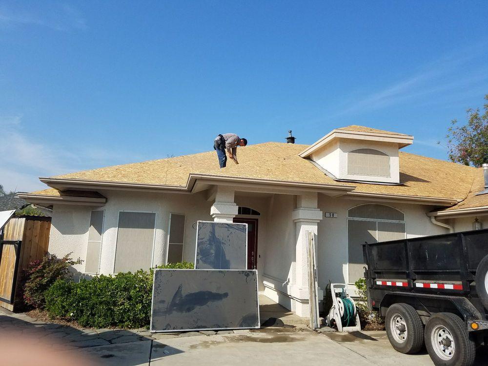 California Roofs & Solar