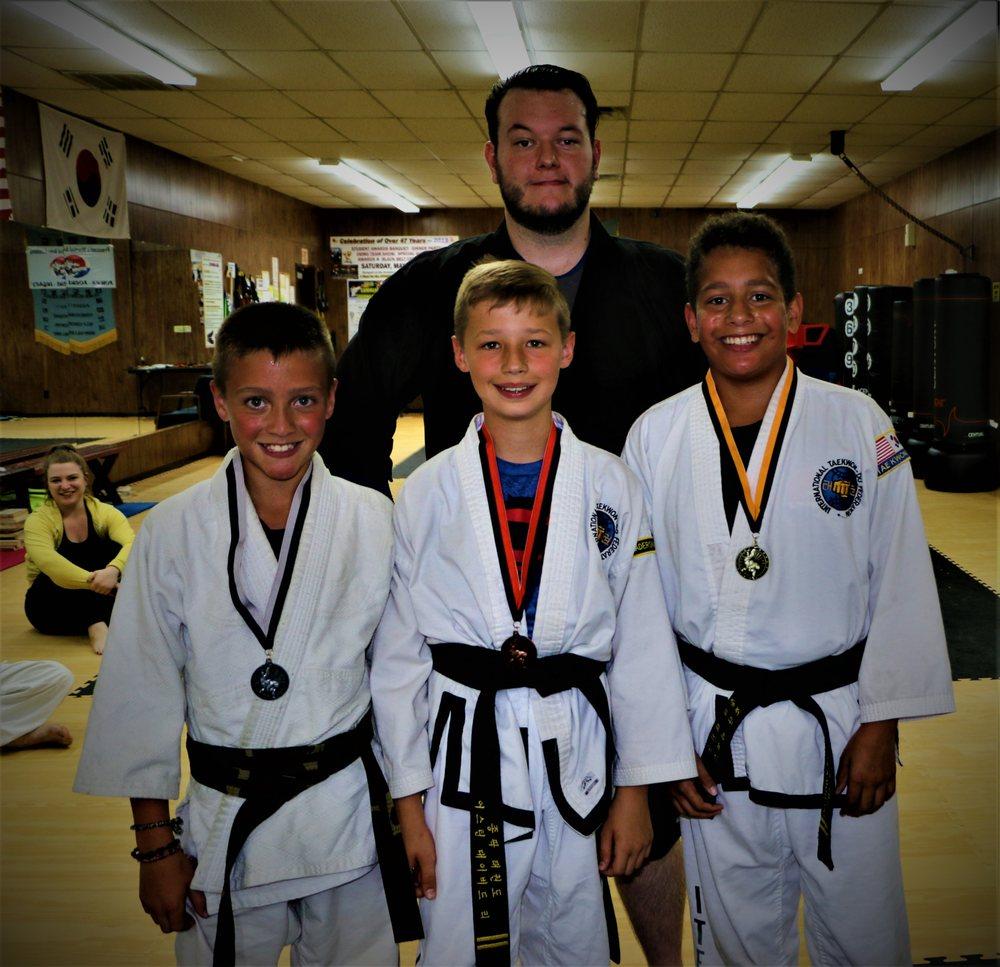 Prescott's Martial Arts Academy: 1321 Erie Ave, North Tonawanda, NY