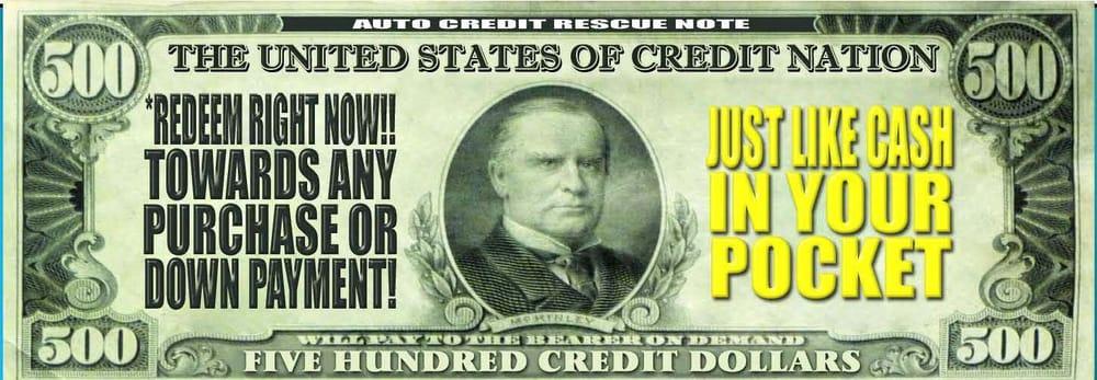 Credit Nation Auto Sales