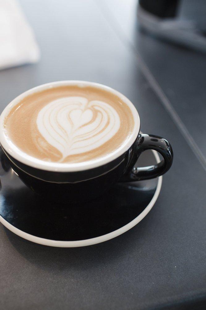 Contrast Coffee: 108 E Aurora, Ironwood, MI