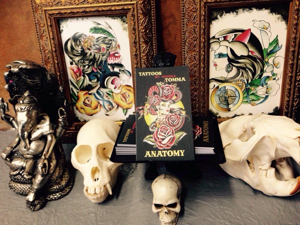 Anatomy Tattoo Gift Card - Portland, OR | Giftly