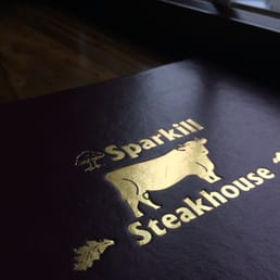 Sparkill Steakhouse - Sparkill, NY, United States. The Menu has arrived.