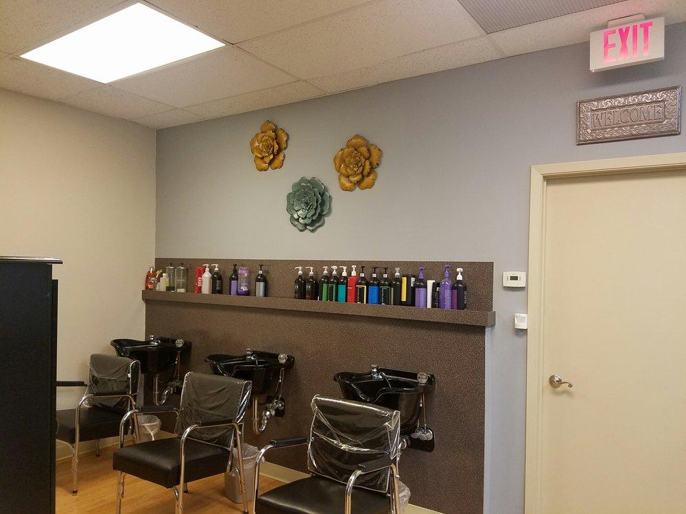 Salon Images: 8175 University Ave NE, Spring Lake Park, MN