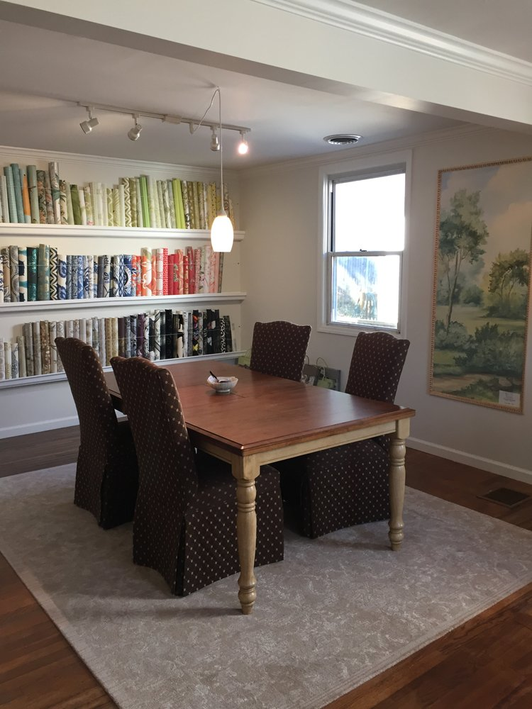 Celedore Fine Wallpapers: 5010 Park Rd, Charlotte, NC