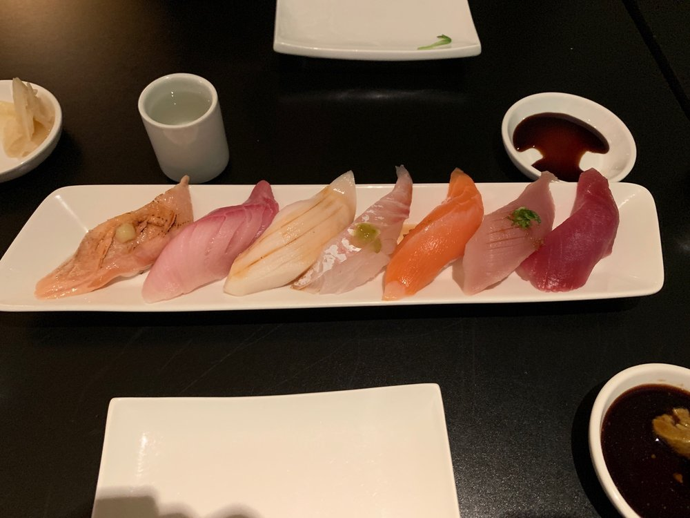 Sushi In