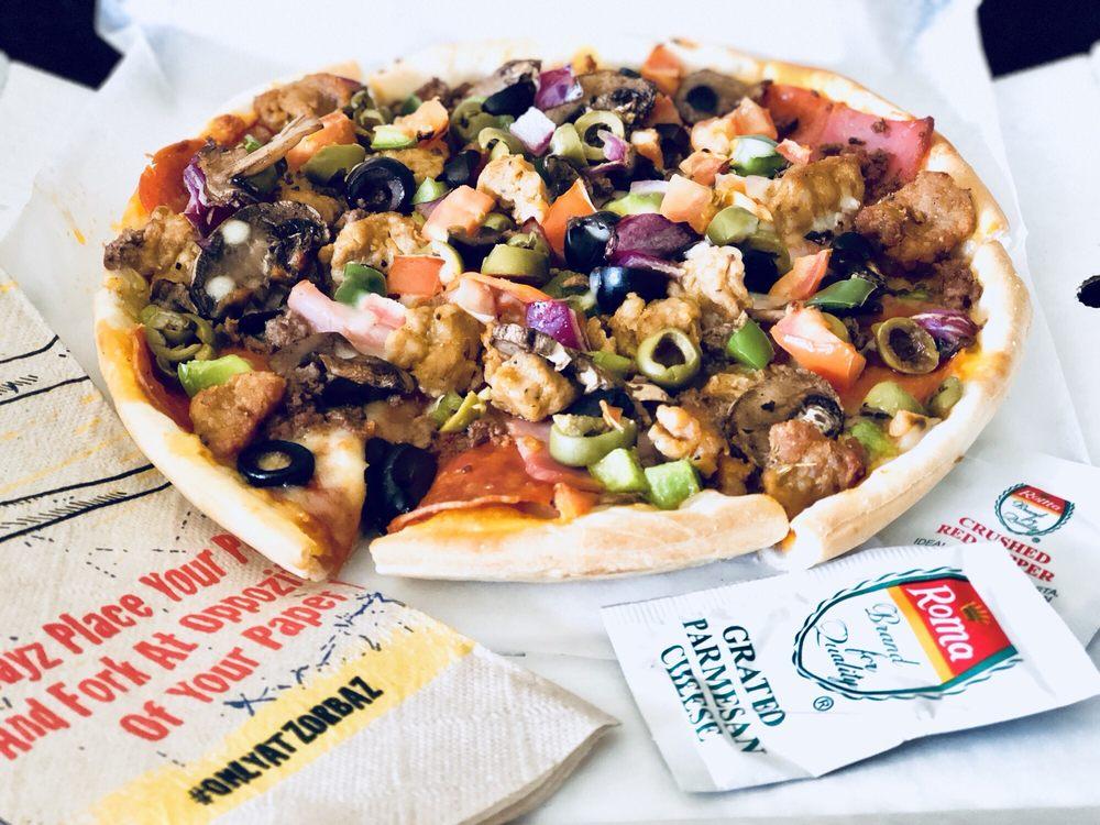 Zorbaz Pizza & Mexican Reztaurantz