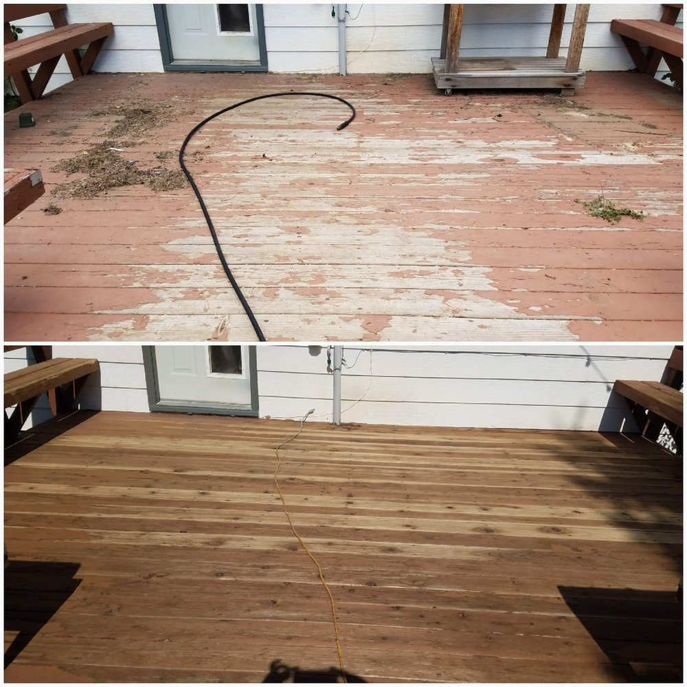 Above All Painting and Staining: Fort Collins, CO