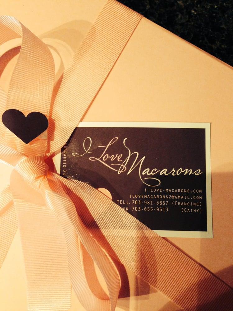 I Love Macarons: Ashburn, VA