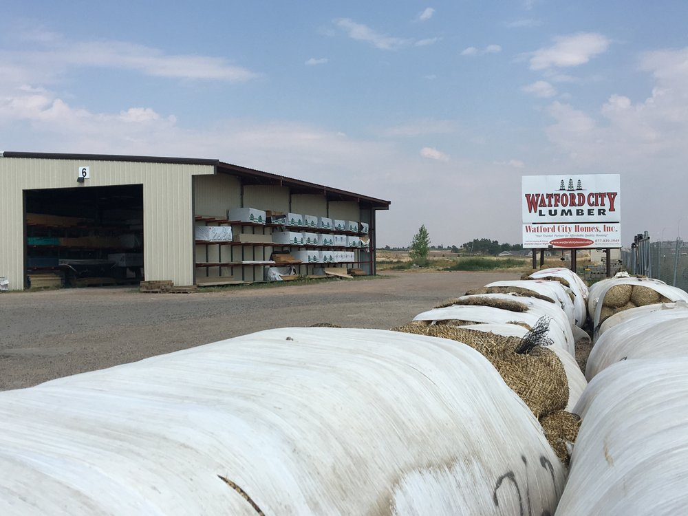 Watford City Lumber: 1504 4th Ave NE, Watford City, ND