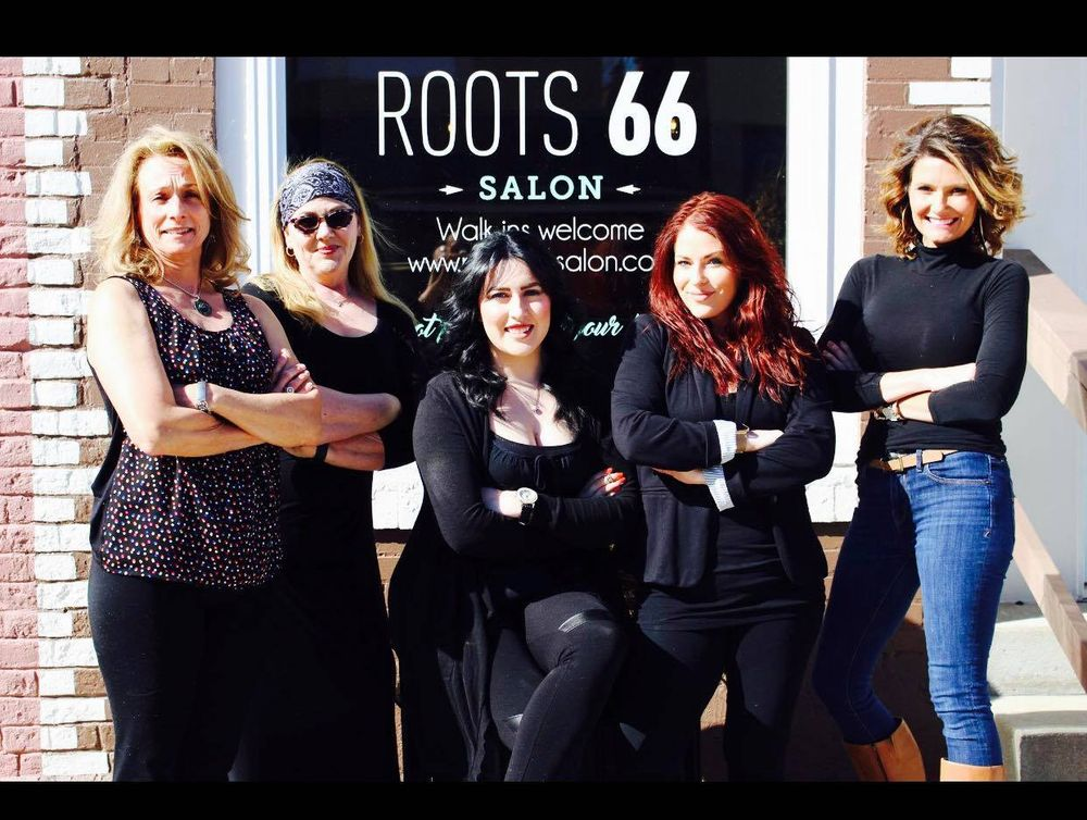 Roots 66 Salon: 605 West Main Ave, Cuba, MO