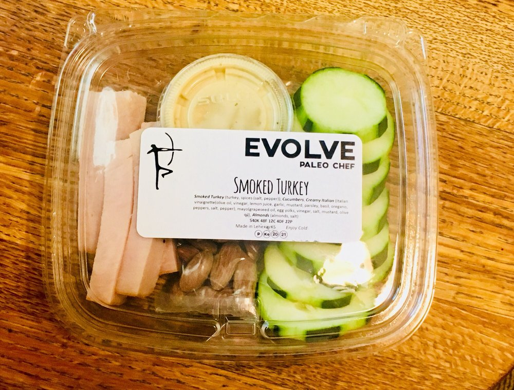 Evolve Juicery & Kitchen