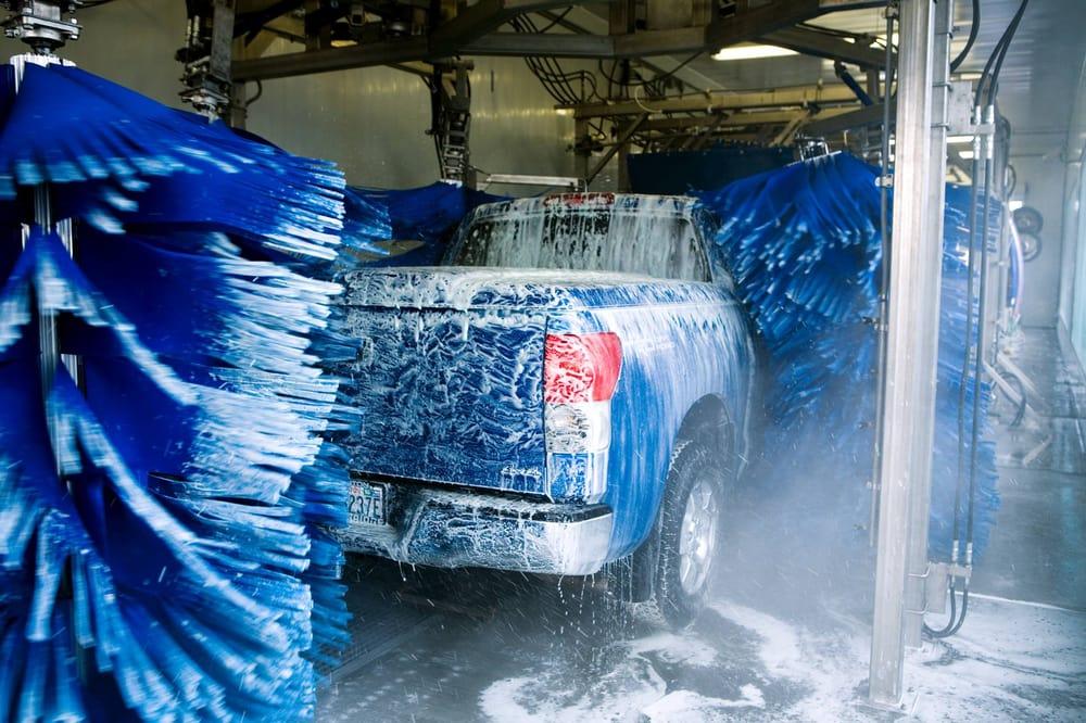 Brown Bear Car Wash: 814 Auburn Way S, Auburn, WA