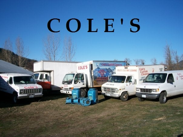 Cole's Custom Cleaning: 490 Williams Lake Rd, Colville, WA