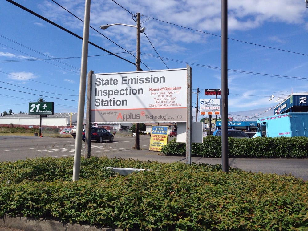 Washington Emissions Testing - 49 Reviews - Smog Check Stations ...