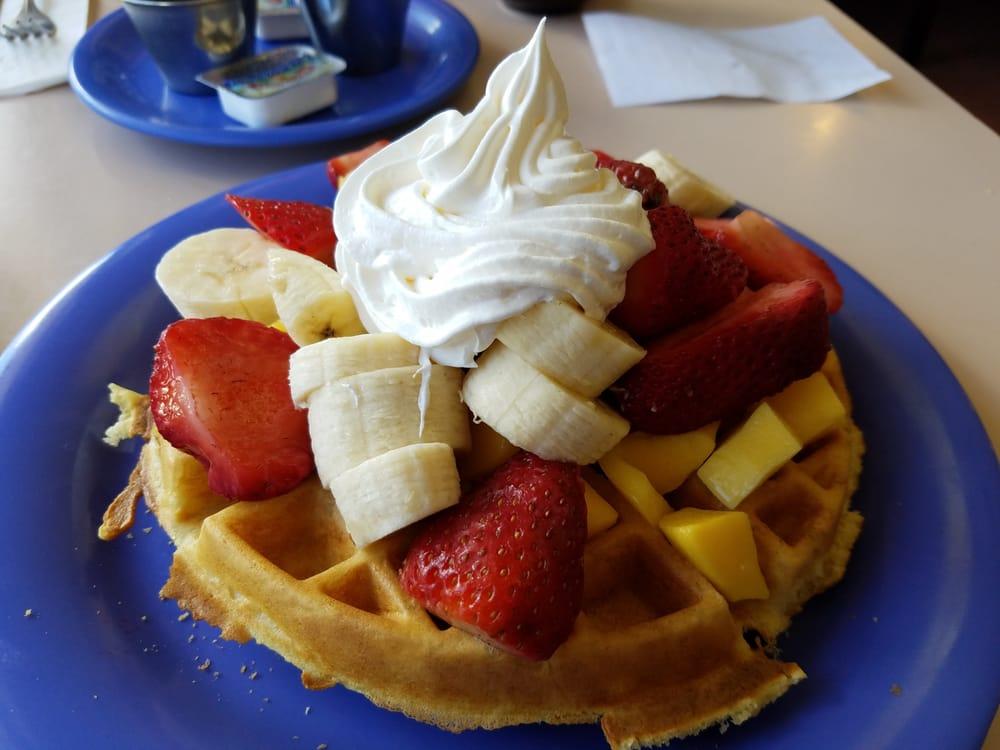 Jamie's Waffle Express: 3050 N Windsong Dr, Prescott Valley, AZ