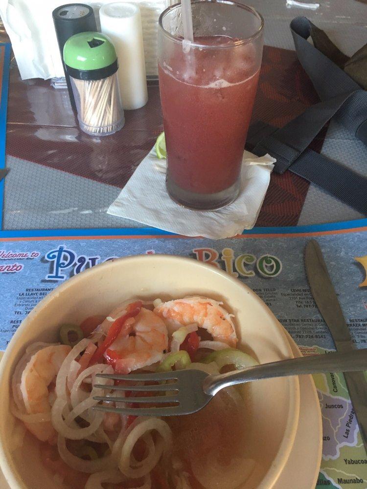 Restaurante Brandemar: Calle Coral 61, Guayama, PR