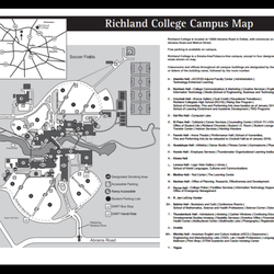 Richland Campus Map Richland Campus Map | compressportnederland Richland Campus Map