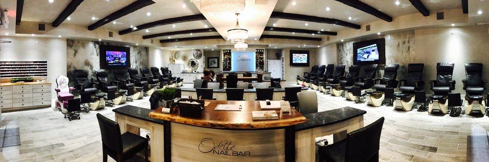 Odette Nail Bar: 3807 S Peoria Ave, Tulsa, OK