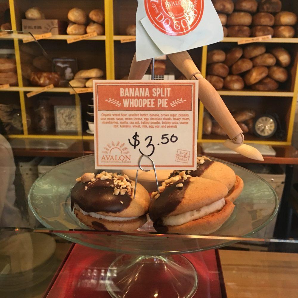 Avalon Cafe and Bakery: 1049 Woodward Ave, Detroit, MI