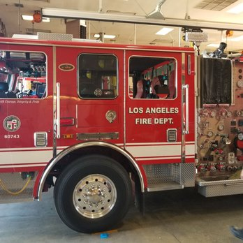 Yelp Reviews for LAFD - Fire Station 27 - 12 Photos - (New) Fire