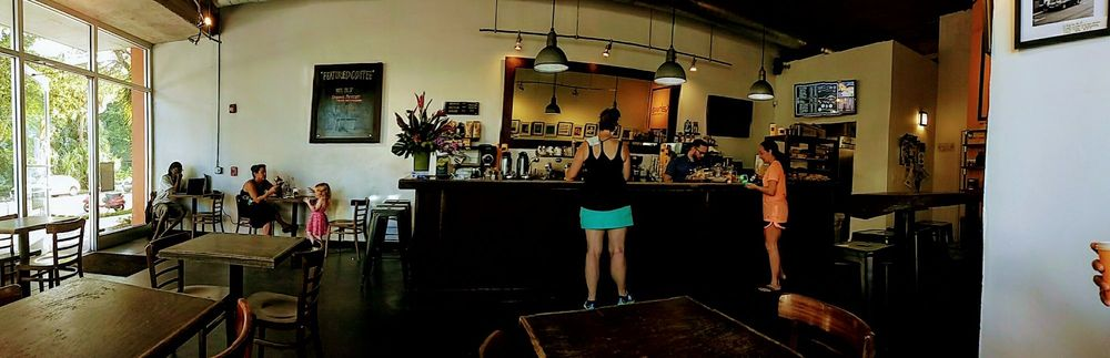 Kahwa Coffee: 475 2nd St N, Saint Petersburg, FL