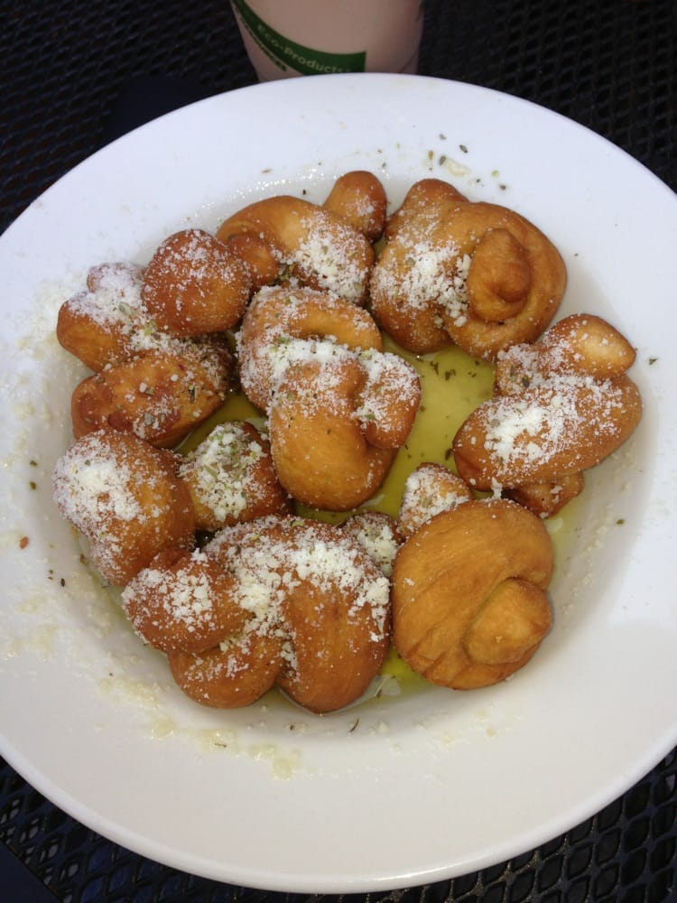 Garlic knots yelp for Andolinis
