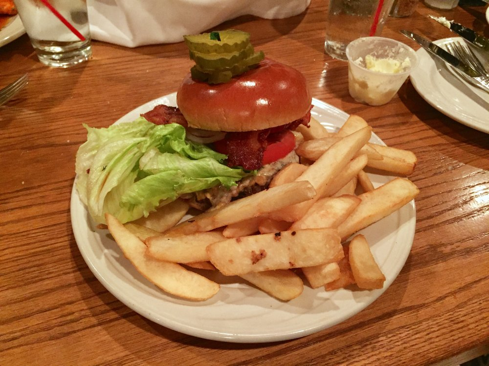 The Northwoods Steakhouse: 1222 E US 23, East Tawas, MI