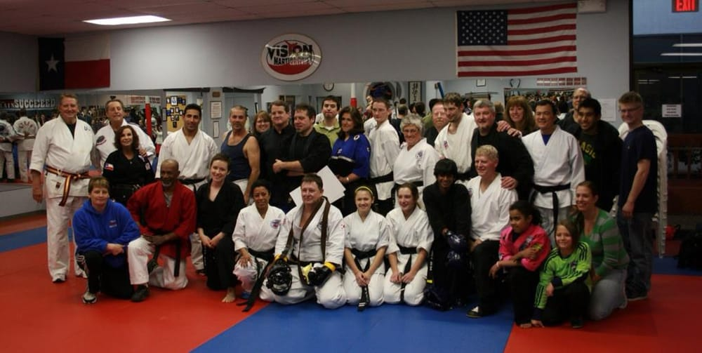 Vision Martial Arts Center: 3019 W 15th St, Plano, TX