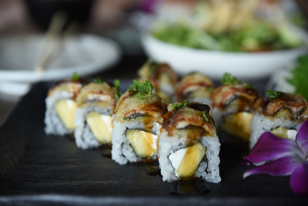 Blue Sushi Sake Grill: 2721 E 86th St, Indianapolis, IN