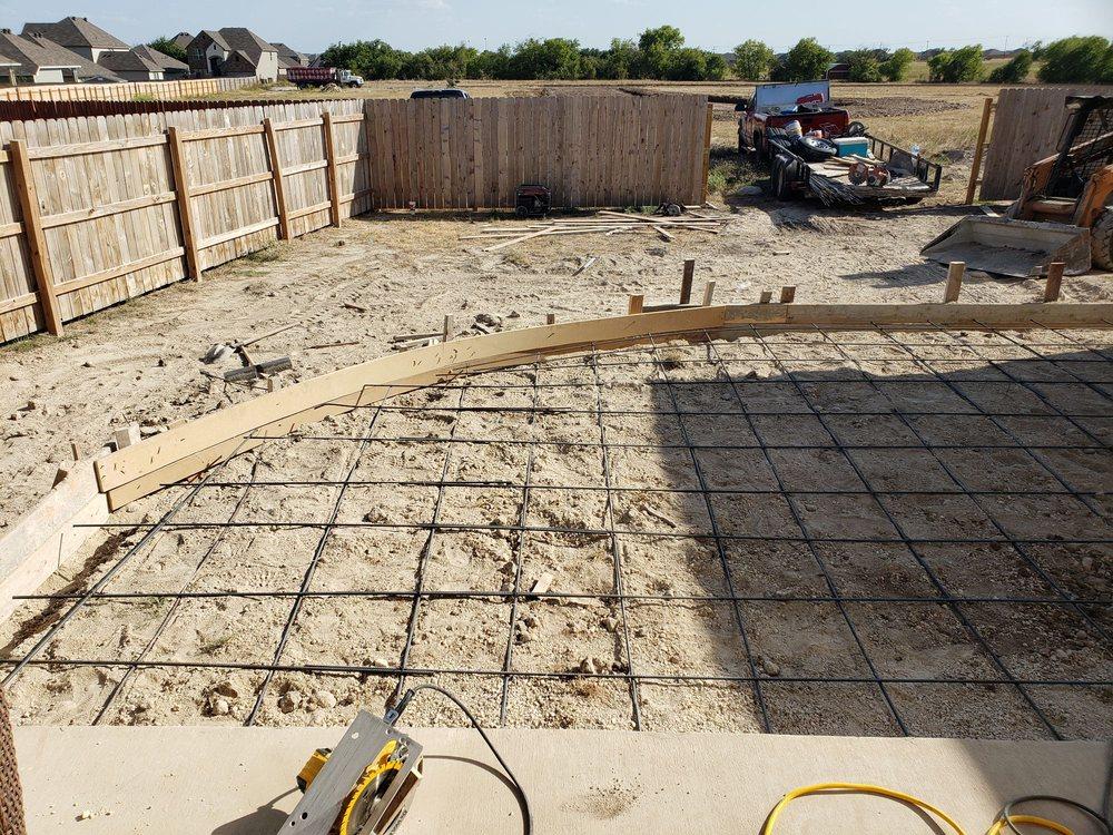 Adam's Concrete: Temple, TX