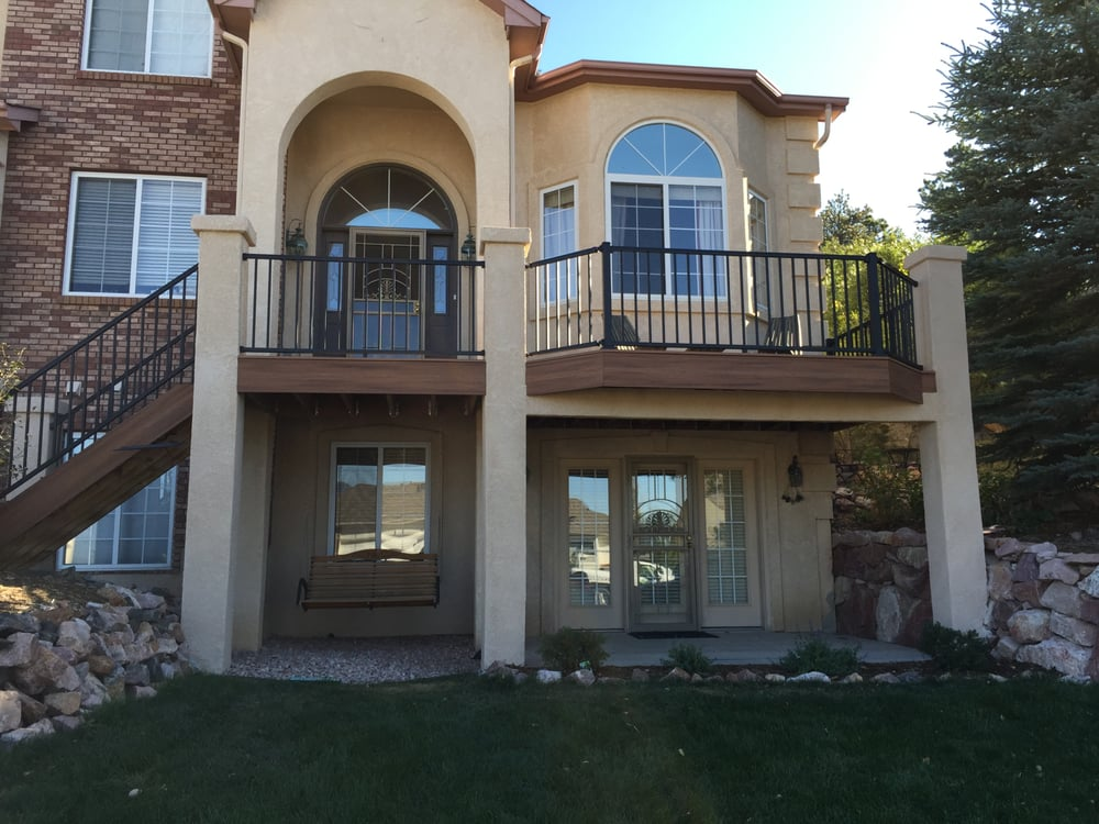 Affordable Views by RJB Construction: 17220 Person Dr, Peyton, CO