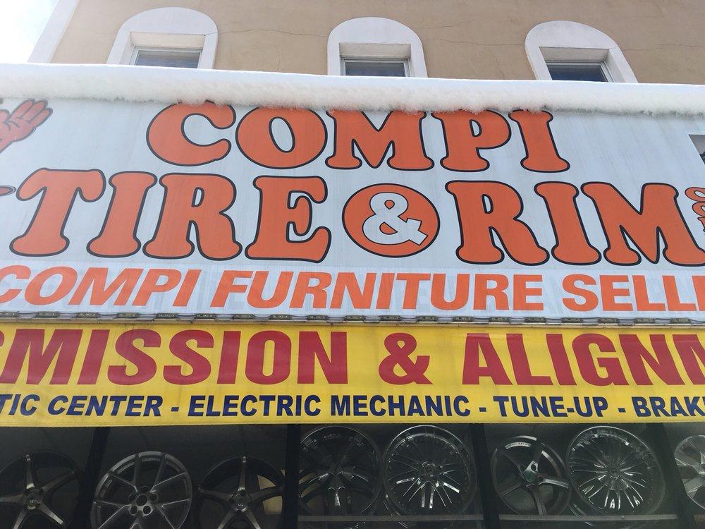 Compi Tire Shop Place Corp