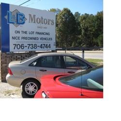 Car Dealerships In Augusta Ga >> L B Motors Inc Get Quote Car Dealers 2364 Gordon Hwy