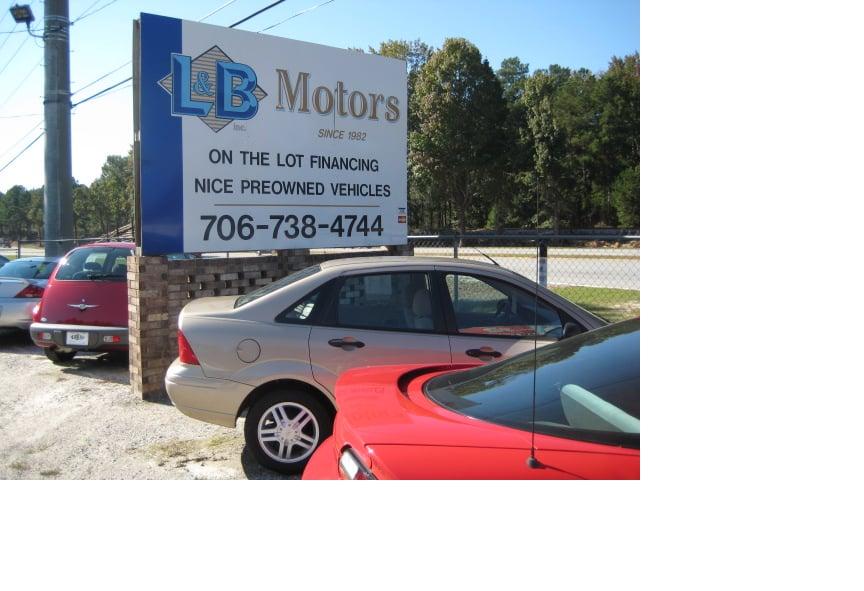 L b motors inc dealerships 2364 gordon hwy augusta for Highway motors inc chico ca
