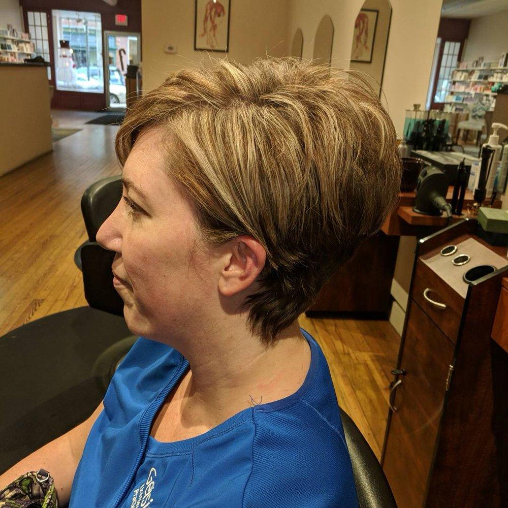 Twisted Scissor Dezigns: 126 S Allegheny St, Bellefonte, PA