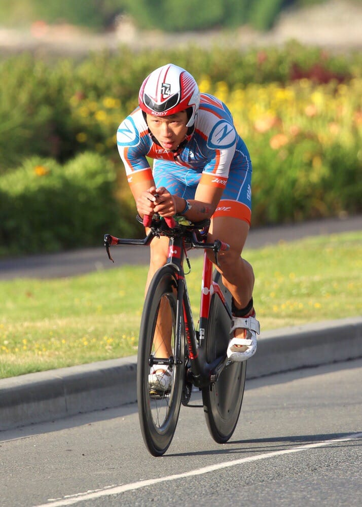 aceb54a03 Bay Area s own Pro Triathlete