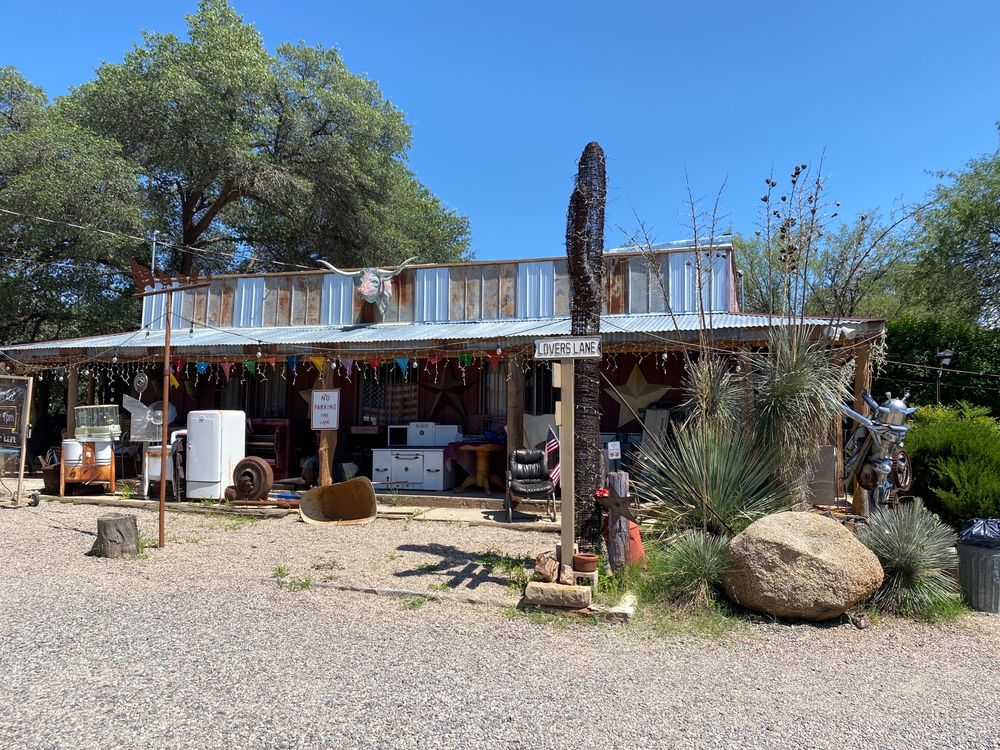 Sue & Jerry's Ranch Store: 1015 W American Ave, Oracle, AZ