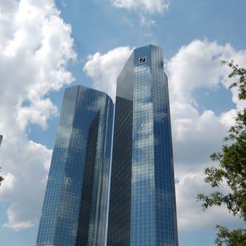 Deutsche Bank 13 Fotos Bank Amp Sparkasse Taunusanlage